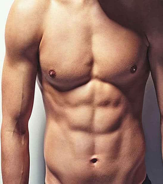 شفط الدهون بالفيزر, شفط الدهون, جسم رياضي