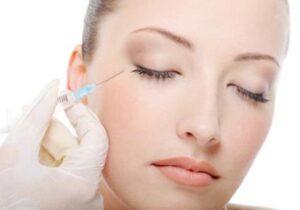 التجميل عن طريق الحقن معالجة الشيخوخة